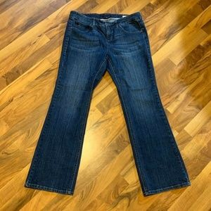 Womens Tommy Hillfiger Modern Rise BootCut Size 14